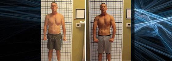 911 Fitness Before and After