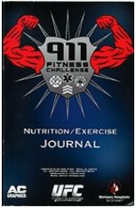 911 Execercise & Nutrition Journal