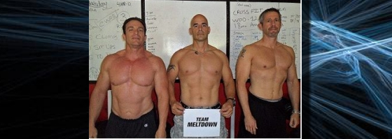 Winners of the 2012 911 Fitness Challenge