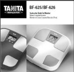 TANITA Weight, Body Fat Digital Scale